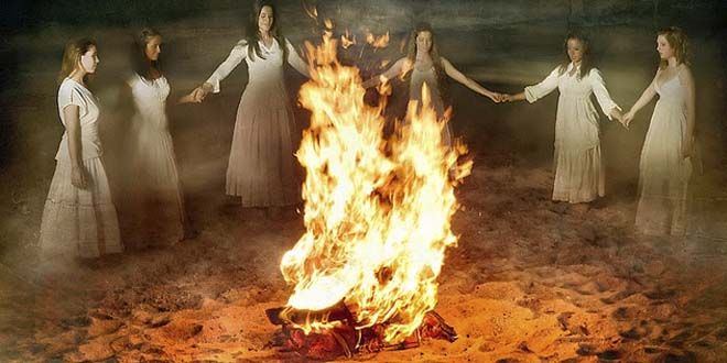 I fuochi sardi del solstizio e la notte pagana di San Giovanni