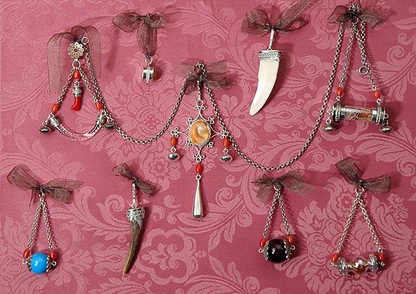 Gli antichi amuleti delle donne: sa Punga e su Kokku