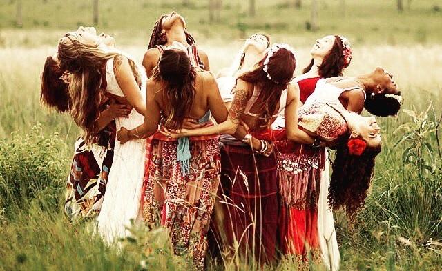 La sorellanza e i cerchi di potere del sacro femminile