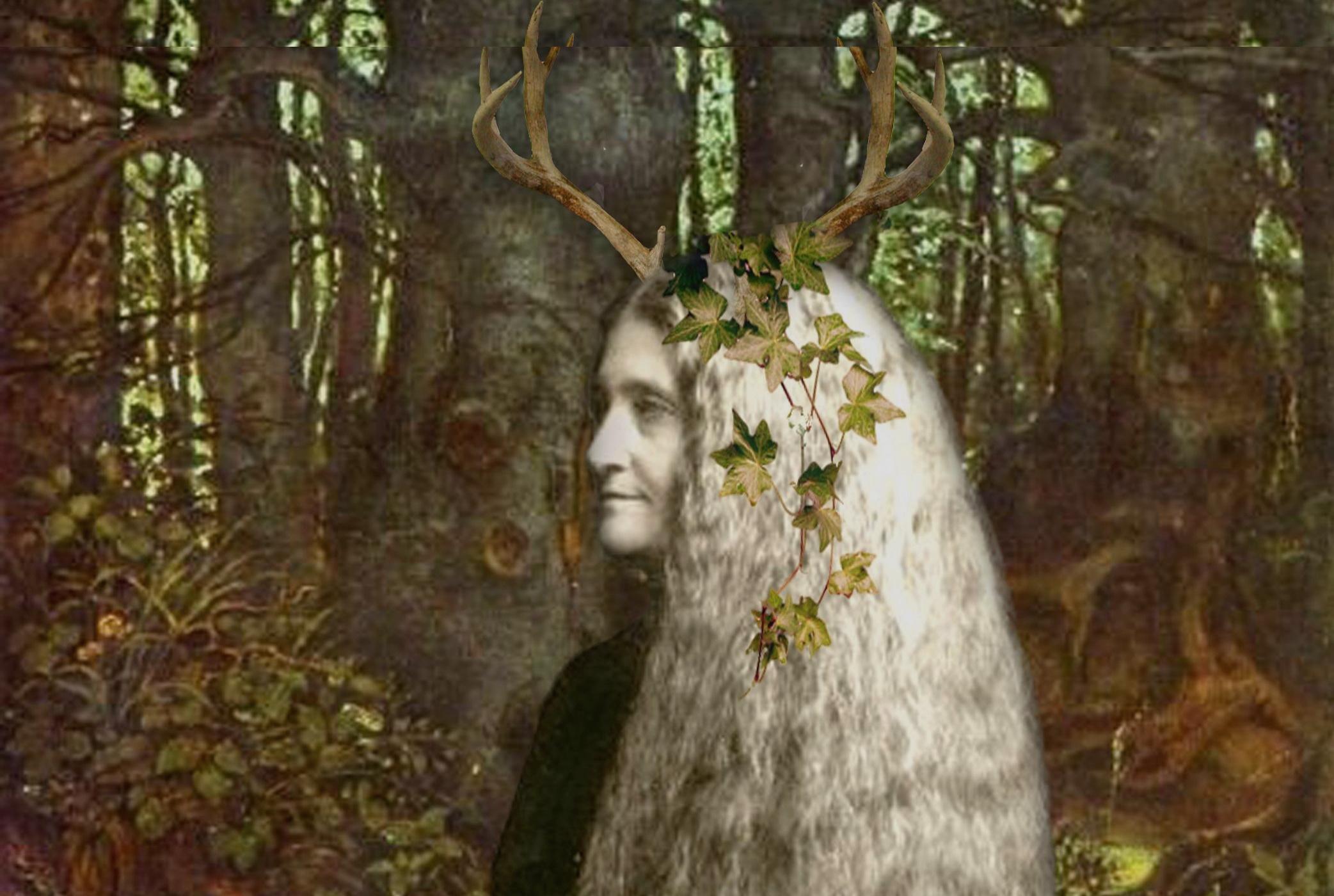 Cailleach:  signora di Halloween e strega dell'inverno